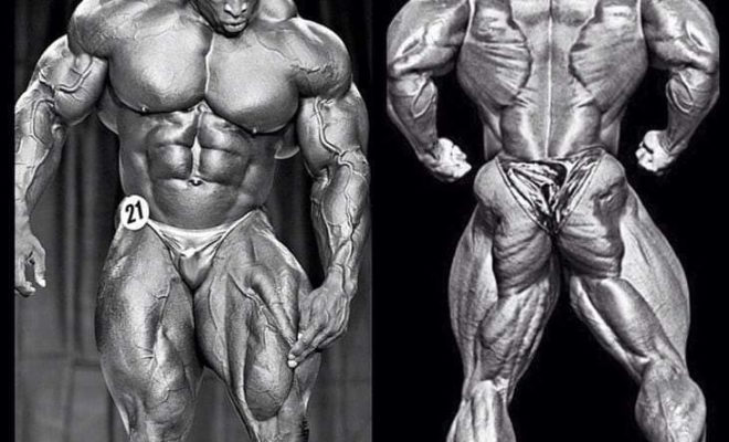 ronnie coleman pro ifbb 8 volte mister olympia
