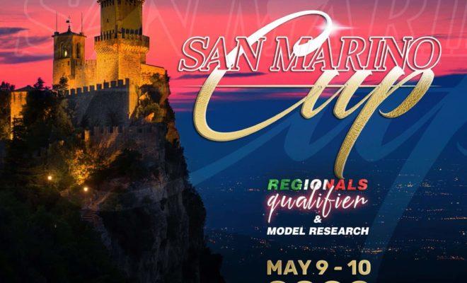 san marino cup 2020 IFBB PRO LEAGUE ITALY