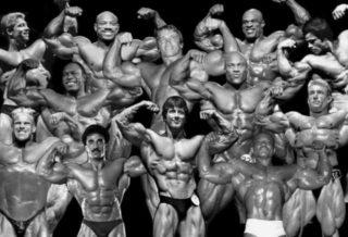 vincitori del mister olympia