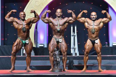 Arnold Classic Africa 2019 IFBB ELITE PRO