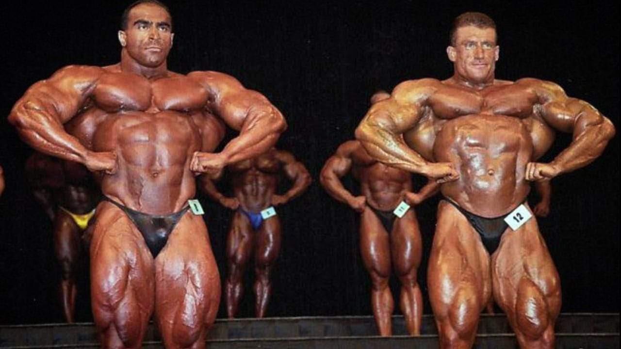 Dorian Yates 6 volte Mister Olympia