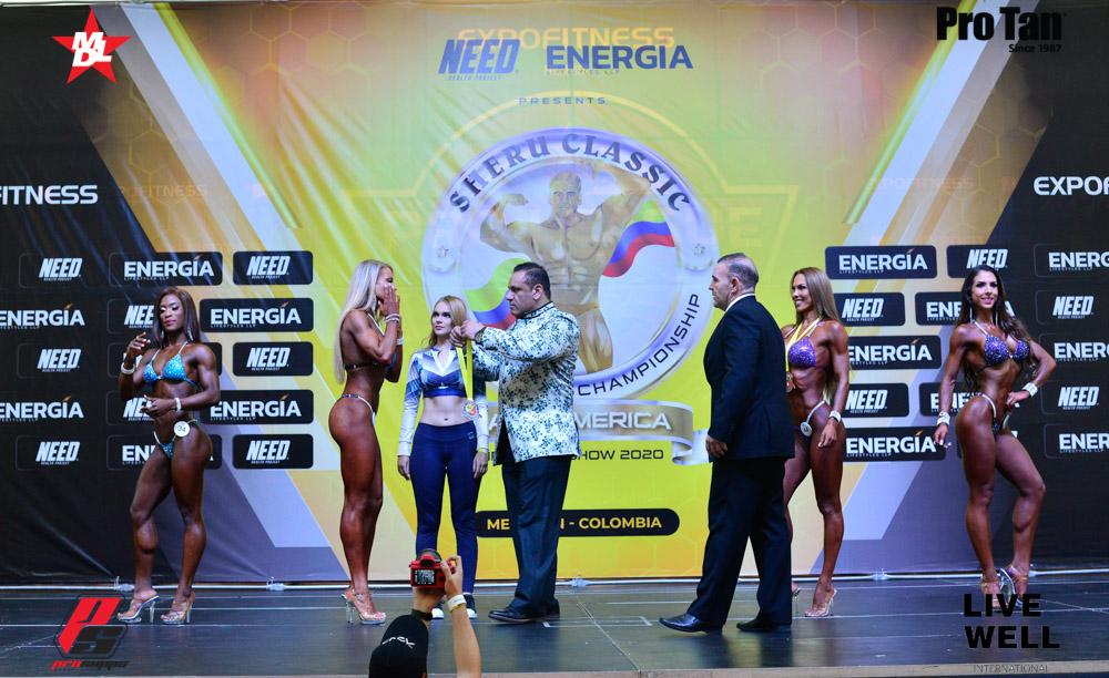 alessia facchin pro ifbb allo sheru classic ifbb pro league colombia 2020
