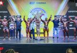 2020 Sheru Classic Colombia pro ifbb Men's Classic Physique