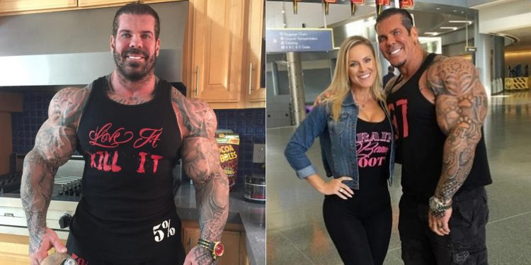 chanel renee about rich piana