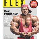 roelly winklaar pro ifbb sulla cover di Flex Magazine / Muscle Fitness marzo 2020