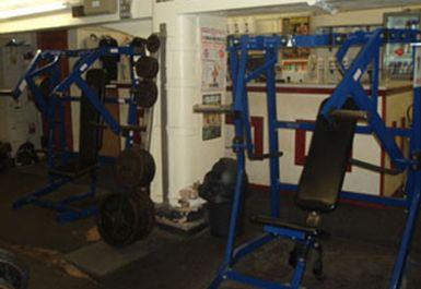 Temple Gym di Dorian Yates