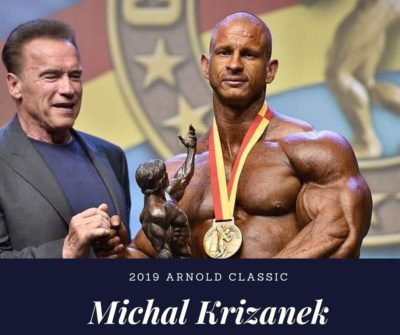 2019 ARNOLD CLASSIC EUROPE POSING ROOUTINE DI MICHAL KRIZANEK