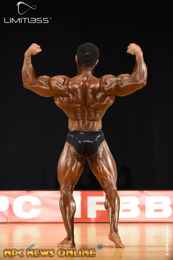 Alex Cambronero pro ifbb al 2019 Pittsburgh Pro - IFBB