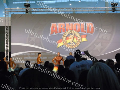 2019 arnold classic europe