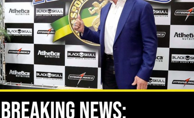 2020 arnold classic south america