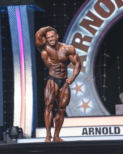 MEN'S CLASSIC PHYSIQUE pro ifbb ALEX CAMBRONERO 2020 arnold classic ohio winner