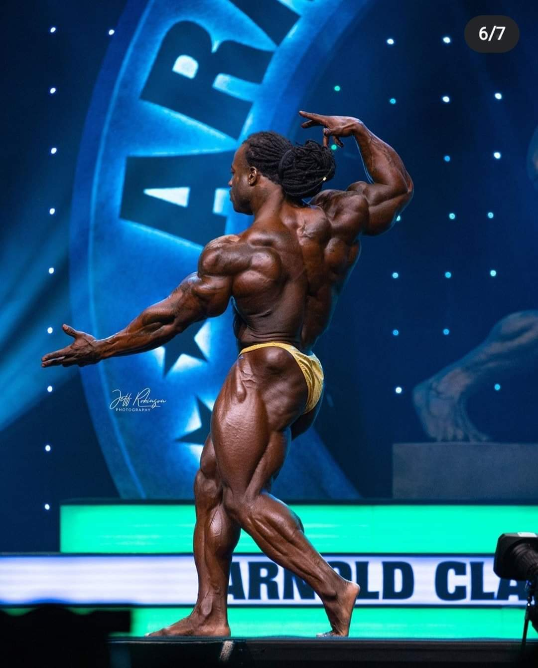 2020 arnold classic ohio william bonac pro ifbb