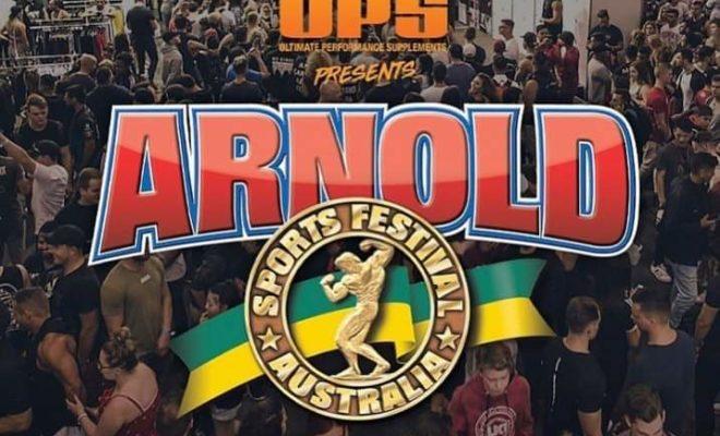 2020 arnold classic australia