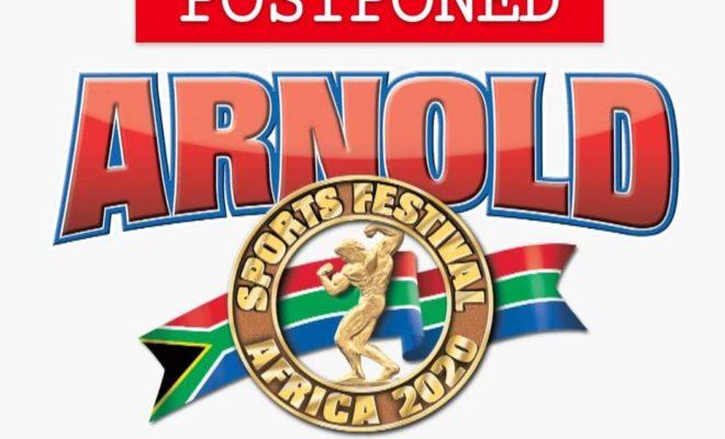 2020 arnold classic africa