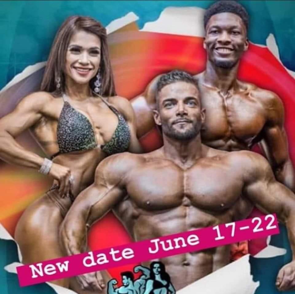 ifbb european bodybuilding & fitness championships