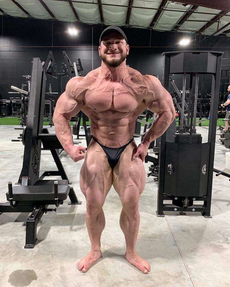 hunter labrada pro ifbb road to 2020 new york pro ifbb 20 marzo 2020