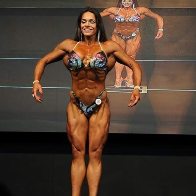 Veronica Gallego IFBB Pro