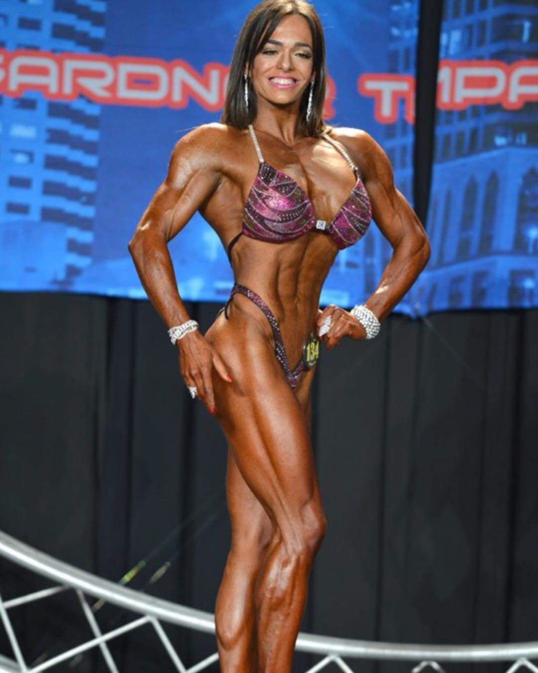 Veronica Gallego pro ifbb