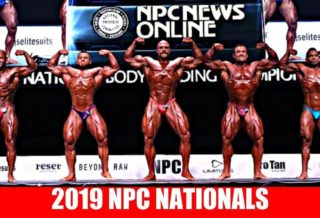 2019 NPC NATIONAL MEN'S CHAMPIONSHIPS