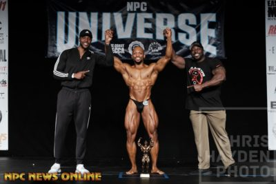 2019 Team Universe Championships - NPC