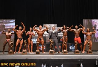 2019 USA CHAMPIONSHIPS MEN'S BODYBUILDING