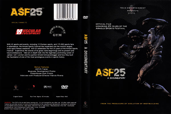 ASF25 - A Documentary