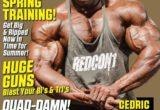 muscular development aprile 2020
