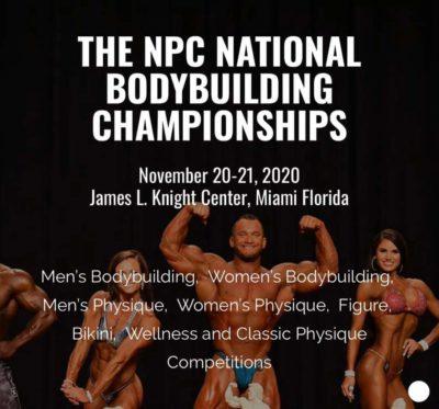 2020 npc nationals