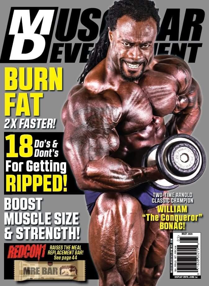 muscular development maggio 2020