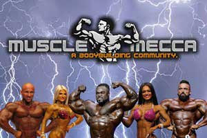 Muscle Mecca Banner