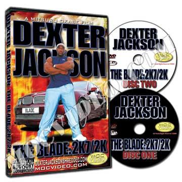 Dexter Jackson 2K7/2K DVD