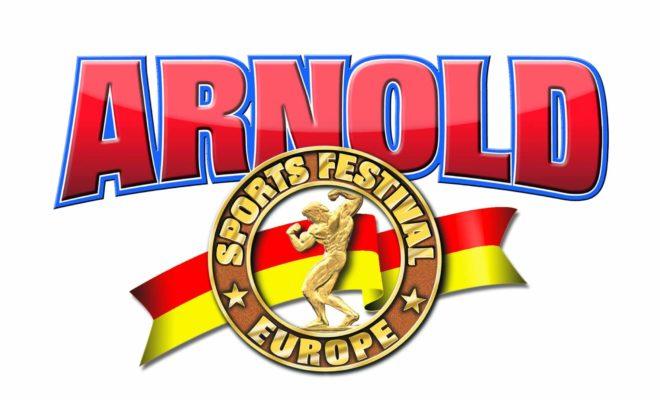 arnold classic europe logo