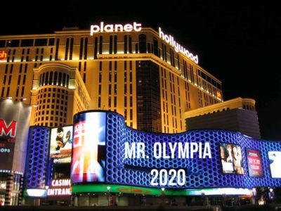 le nuove date del mister olympia 2020