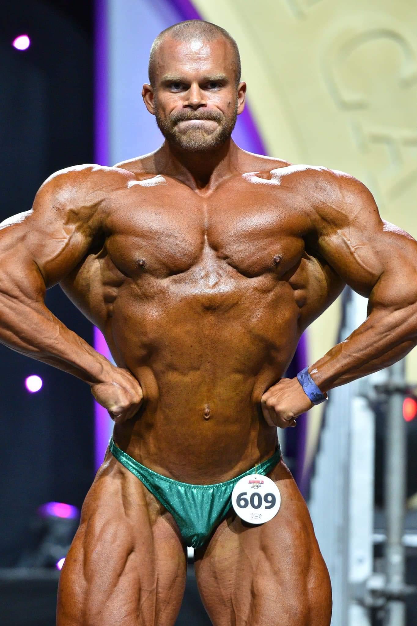 2019 arnold classic africa ifbb elite pro