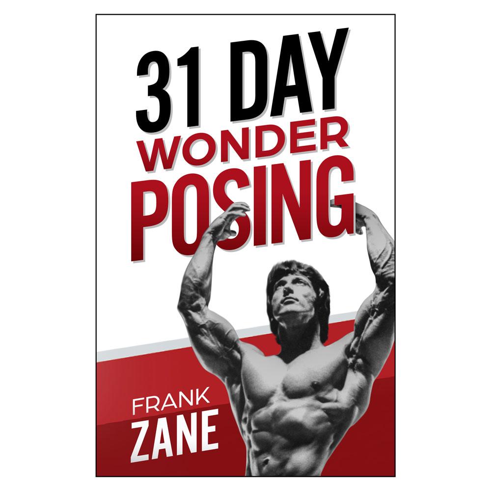 31 Day Wonder Posing Book Frank zane