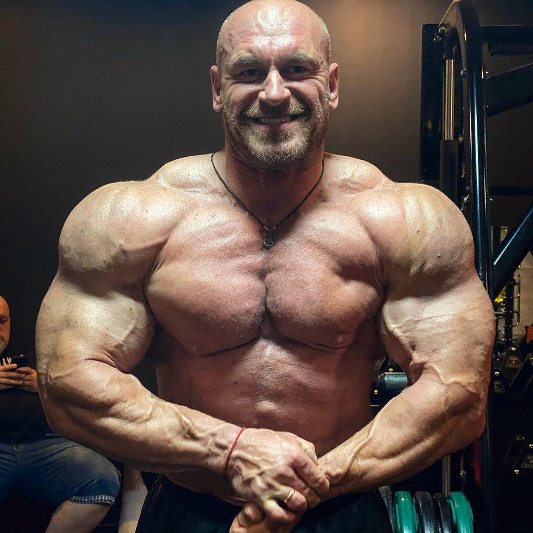 MAREK OLEJNICAZK PRO IFBB di giugno 2020 most muscular