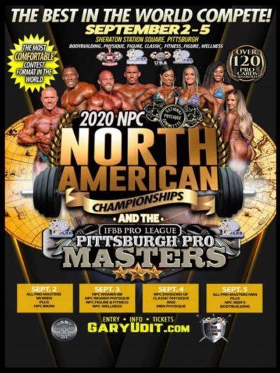 2020 npc north american championships