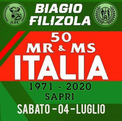 mister & miss Italia ibfa 2020