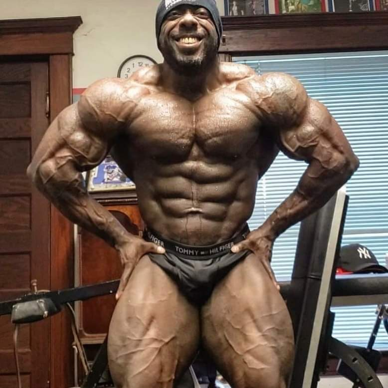 George Peterson pro ifbb in offseason giugno 2020 most muscular