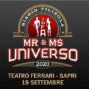 mr & ms universe 2020
