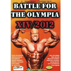 battle for the olympia 2012 BTFO 2012