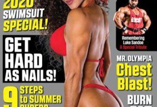 muscular development luglio 2020