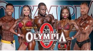 MISTER OLYMPIA 2020