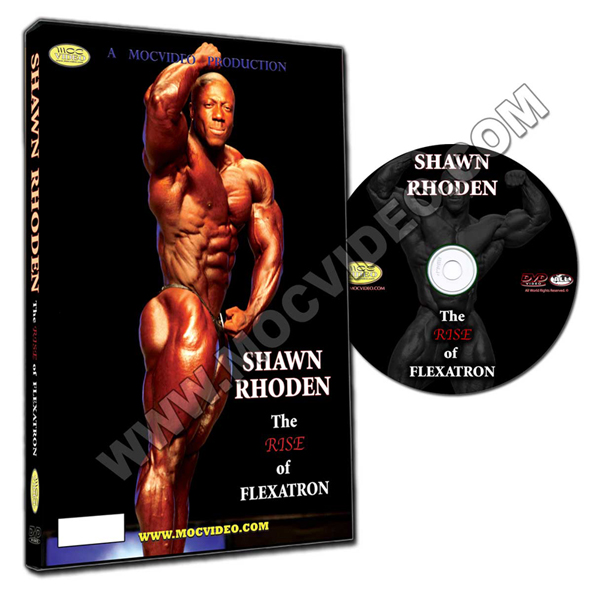 Shawn Rhoden The Rise Of Flexatron