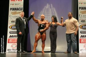 branch warren vince il 2007 new york pro ifbb