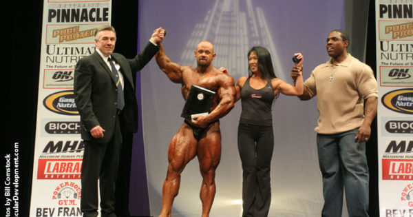 branch warren vince il 2007 new york pro ifbb