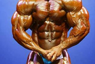 heath vince il 2006 new york pro ifbb most muscular