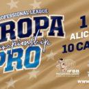 2020 Europa Pro Championship locandina