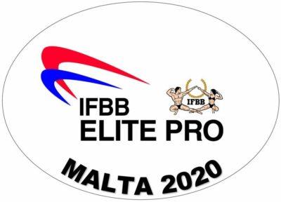 ifbb elite pro malta 2020