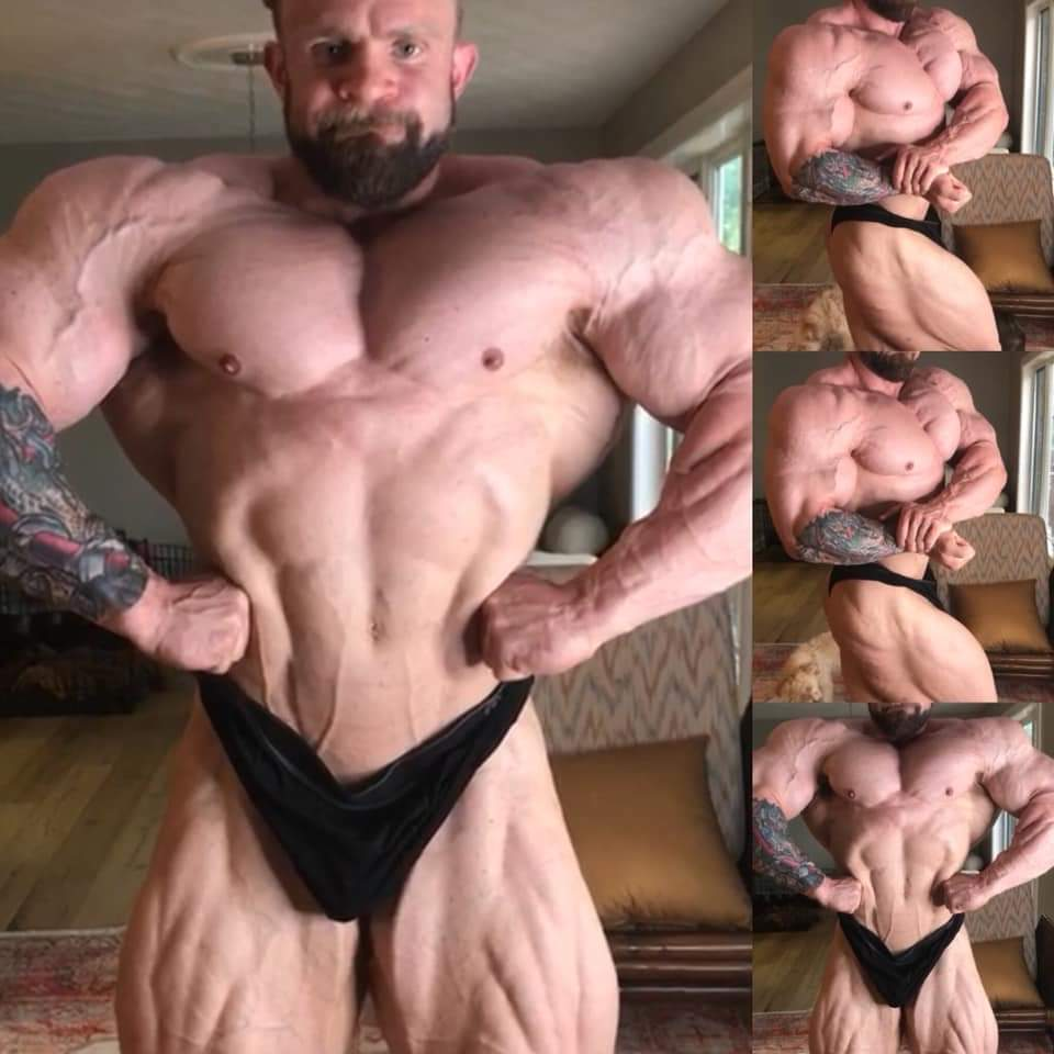 Ian Valliere pro ifbb di luglio 2020 1 week out from tampa 2020